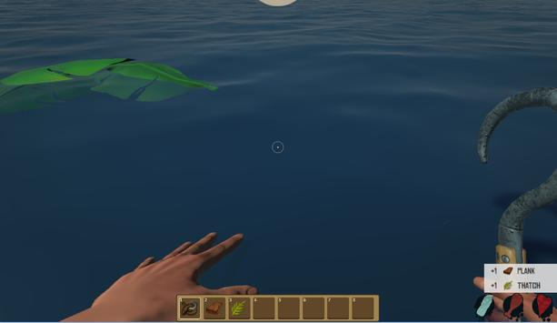 Raft Survival Evoled Ark 3D screenshot 5