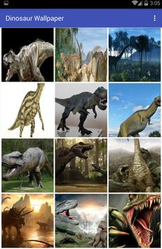 Dinosaur Wallpaper apk screenshot