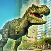 Dinosaur T-Rex Zoo FREE icon