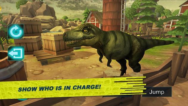 Dinosaur T-Rex Zoo FREE screenshot 2