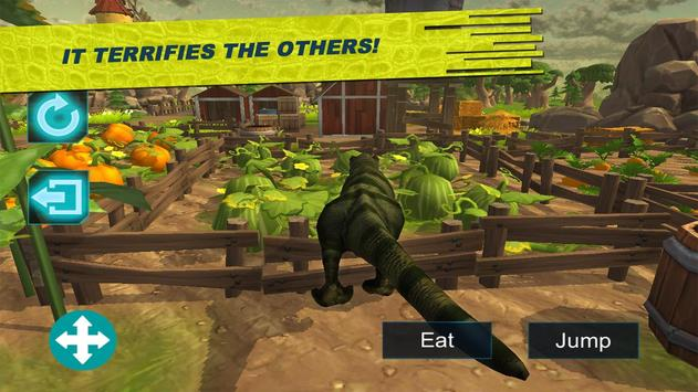Dinosaur T-Rex Zoo FREE screenshot 4