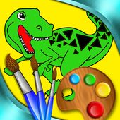 Dinosaurs Coloring Book APK
