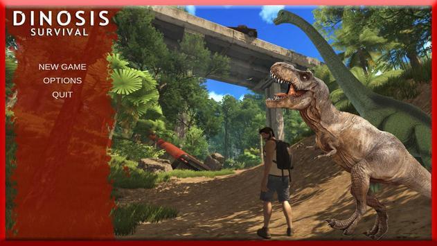 Dinosis Sniper Survival poster