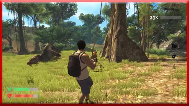 Dinosis Sniper Survival screenshot 1