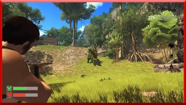 Dinosis Sniper Survival screenshot 2