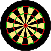 The Darts Game Super Dart 3D icon