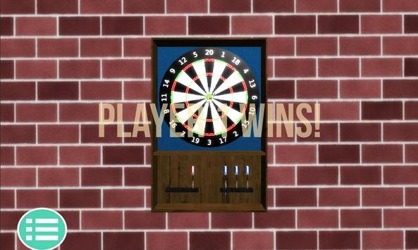 The Darts Game Super Dart 3D screenshot 3
