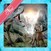 Dinosaurs wallpaper icon