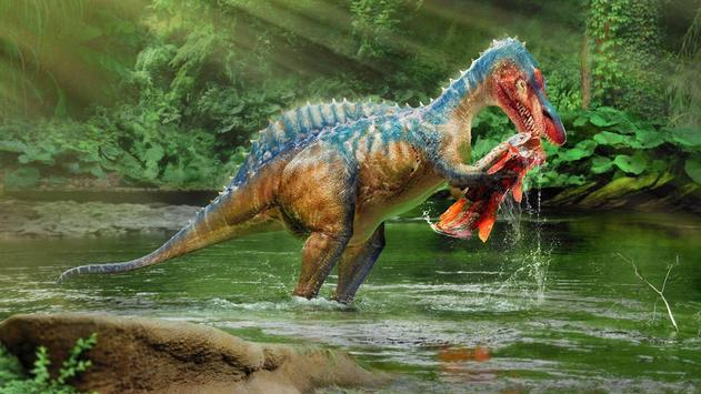 Dinosaurs wallpaper poster