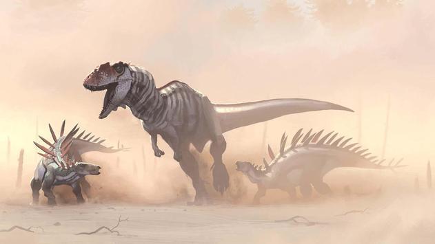 Dinosaurs wallpaper screenshot 1