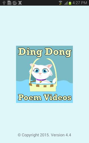 Ding Dong Bell Rhymes VIDEOs APK Download - Free Entertainment APP ...