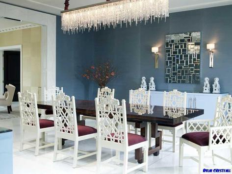 Dining Room Model Designs apk screenshot