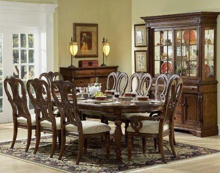 Dining Table Design Ideas apk screenshot