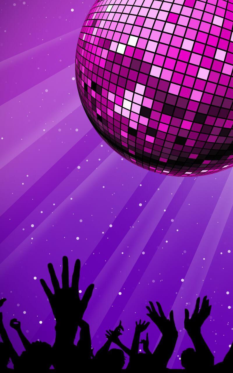 Открытки диско