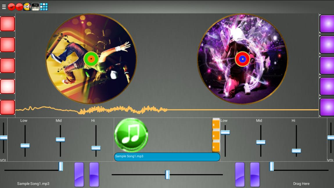 Disco DJ Mixer for Android - APK Download