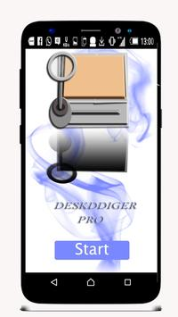 DiskDigger Recover photos and video for free poster