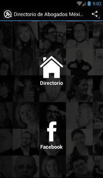 Directorio de Abogados Mexico screenshot 3