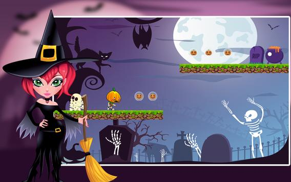 Divergent Halloween Pumpkin apk screenshot
