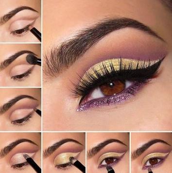 Fashion Coloring Eyebrows Apk Screenshot