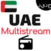 راديو اف ام الامارات انترنت غراتس اون لاين EAU icon