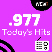 977 Radio Today's Hits Free Music Player Station icon