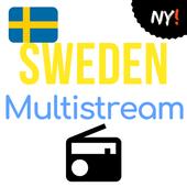 Sveriges Radio Play App Gratis FM Online Sweden icon