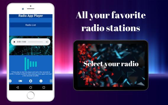 Sveriges Radio Play App Gratis FM Online Sweden screenshot 4