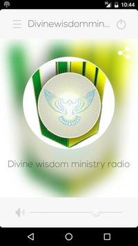 Divine Wisdom Ministry apk screenshot
