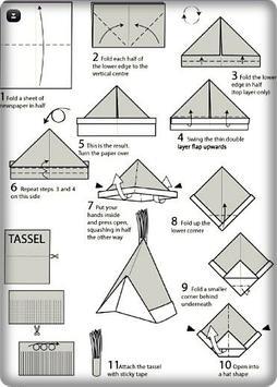 Diy Origami Tutorial apk screenshot