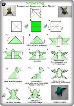 Diy Origami Tutorial screenshot 8