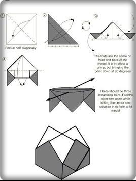 Diy Origami Tutorial screenshot 1