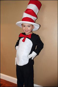 Diy Cat in The Hat Costume screenshot 1