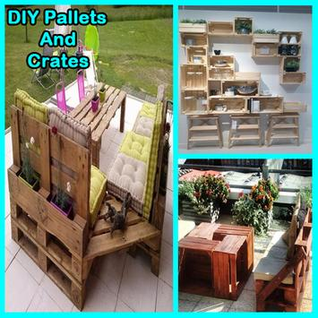 Diy Craft Pallet poster