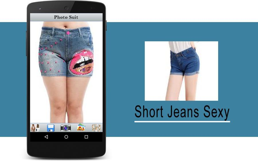 Diy Sexy Kort Jeans For Android Apk Download