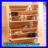 Diy Shoe Storage Ideas icon