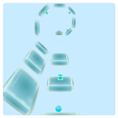 Rolling on Ice Cubes icon