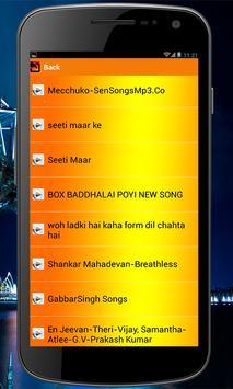 Dj Duvvada Movies full Songs apk screenshot