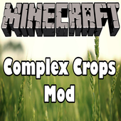 Complex Crops Mod for MCPE icon