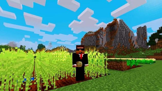Complex Crops Mod for MCPE screenshot 1