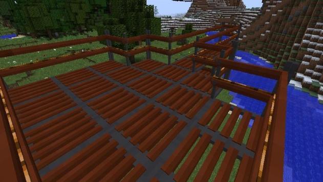 Catwalks 4 Mod for MCPE screenshot 1