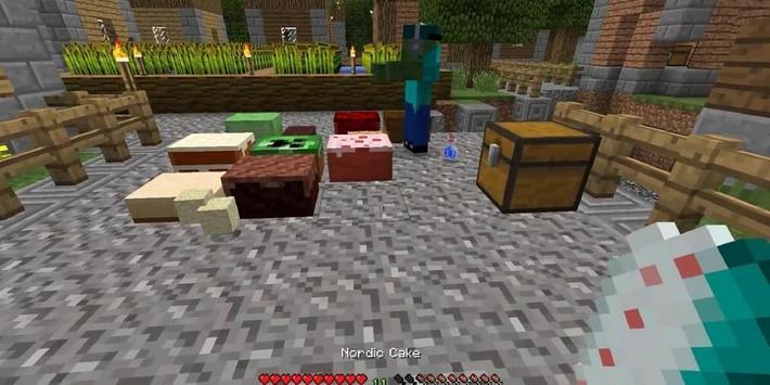 Cake is a Lie Mod for MCPE screenshot 2
