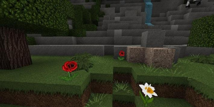 Dreamcraft Resource Pack for MCPE screenshot 1
