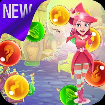 bubble witch sage 4 poster
