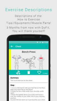 Do Fit(Android wear) screenshot 5