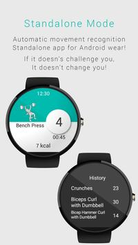 Do Fit(Android wear) screenshot 20