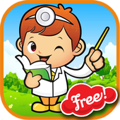 Funny Baby Doctor for kids icon