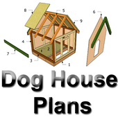 Dog House Plans icon