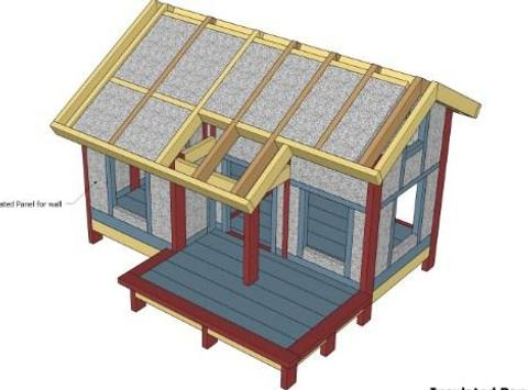 Dog House Plans screenshot 3