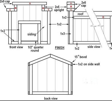 Dog House Plans screenshot 14