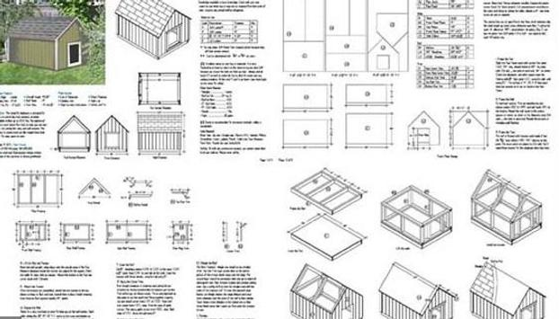 Dog House Plans screenshot 5